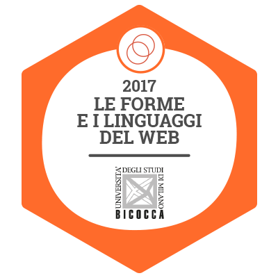 BESTR Forme e Linguaggi del WEB