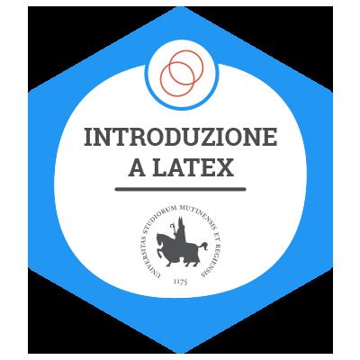 BESTR Introduzione a Latex