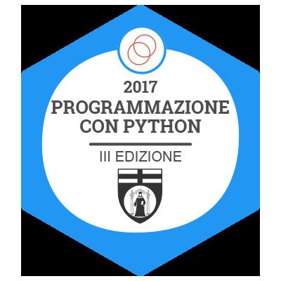 BESTR Introduzione alla programmazione con Python