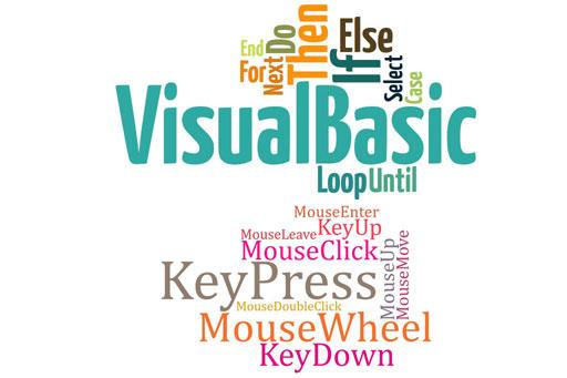 Visual Basic: Eventi relativi a mouse e tastiera