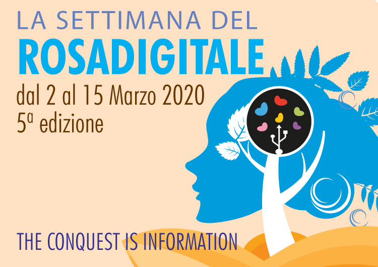"Seneta.it è media partner di ""La settimana del Rosadigitale"""